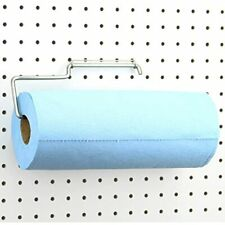 Pegboard Paper Towel Holder Stainless Steel Hooks To Any Board Organization Or