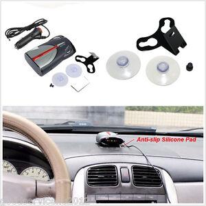 DC12V 16-Band Car Speed GPS Laser Radar Detector XRS 9880 Safety Alert Kit