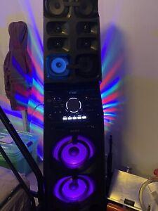 Sony karaoke Bass stereo brand new condition