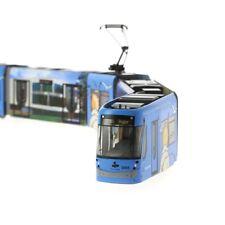 Tram Tintin STIB HO 1:87 Moulinsart 29666