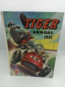 Tiger Annual 1961   RARE collectable vintage