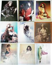 SNSD GIRLS GENERATION The Boys Official Posters ALL MEMBERS UNFOLDED IN TUBE