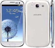 Samsung Galaxy S3 III GT-I9300 16 Go Smartphone 4 g débloqué Blanc Grade B