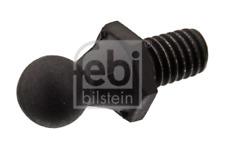 Befestigungselement, Motorabdeckung für Karosserie FEBI BILSTEIN 40838