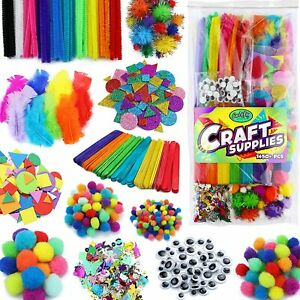 Arts & Crafts Supplies for Kids Crafts
