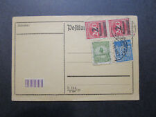 Germany Inflation Post Card Used - Z7162