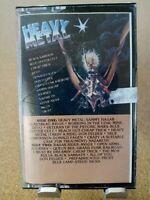 Heavy Metal Original Soundtrack Audio Cassette Tape 1981 Elektra