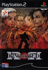 RING OF RED PER PLAYSTATION 2 GAME PS 2 GIOCO USATO