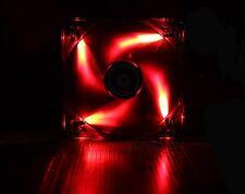 BitFenix Spectre Led Rojo 120mm VENTILADOR