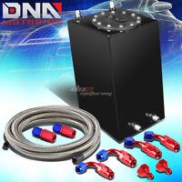 DNA Motoring ALUFTCT1BL 45-Degree Fuel Cell Filler Neck w//Cap