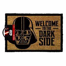 Star Wars Bienvenido a La Lado Oscuro Felpudo Welcome Entrada Tapete - Ropa