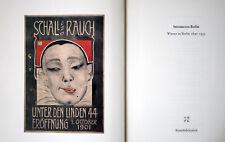 Intermezzo Berlin. Wiener in Berlin 1890 - 1933. Kunstbibliothek Berlin. 1998.