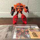 Botcon 2014 Fire Guts Ginrai Optimus Prime Complete Transformers  For Sale