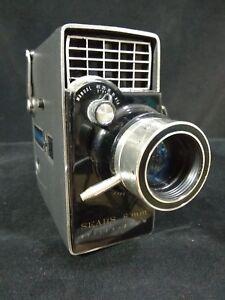 Sears Cartridge Load 8mm Zoom Reflex Camera w carrying case model 9130