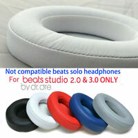 Replacement Ear Pads Cushion for Beat by dr dre Studio 2.0 Headphone Wireless