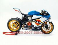 1:12 HOBBY DESIGN DUCATI 1199 MARTINI DECALS LOGO TO TAMIYA 14129 - 14132 NEW