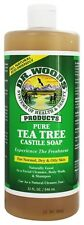 Dr. Woods - Liquid Castile Soap Tea Tree - 32 oz.