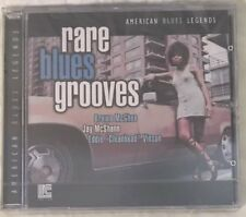 Rare Blues Grooves by Various Artists (CD, Dec-2001, LRC Records)