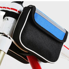 Delicate Cycling Bag Front Tube Frame Storage Bicycle Bag Bicycle Accessories