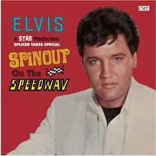 Elvis Presley CD Spliced Takes Special - Spinout On The Speedway - NEU