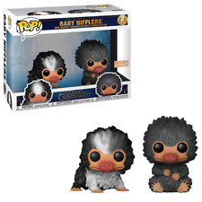 Baby Nifflers – Fantastic Beasts Crimes Of Grindelwald Pop! Grey and Black [B.