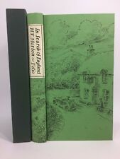 In Search of England 2002 Folio Society Book H.V. Morton Free Ship!