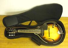 (78372) Fender FM-52E Acoustic-Electric Mandolin, Sunburst Finish