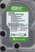 WD15EARS-60MVWB0, DCM HBNNHTJMHB, Western Digital 1.5TB SATA 3.5 Hard Drive
