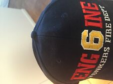 - New York  Fire departmentt  baseball hat NEW