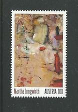 Oostenrijk - Martha Jungwirth - 2016