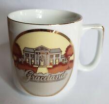 "Graphic Graceland Tn Tennessee Home Of Elvis Presley Ceramic Coffee Cup Mug 3"""