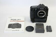 Canon EOS 10D 6.3MP Digital SLR Camera GREAT WORKING CONDITION + BG-ED3 Grip 20d