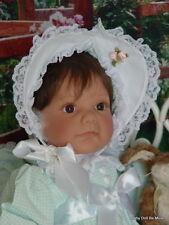 Retired * Lee Middleton * Doll Brunette with Brown Eyes