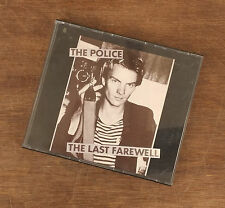 The Police Sting Live Show Concert Cd Bootleg 1983 The Last Farewell Double Rare