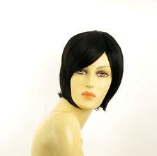 Perruque femme courte brun foncé ALINE 2