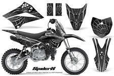 Kawasaki KLX110L KLX 110 L 2010-2017 Graphics Kit CREATORX Decals Stickers SXS