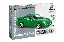 Porsche 911 Turbo Carrera America Italeri 3682