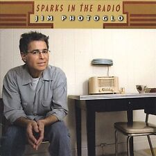 Sparks in the Radio by Jim Photoglo 2005 Grifftone SEALED CD folk