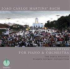 Unknown Artist : Concertos for Piano & Orchestra CD