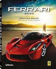 The Ferrari Book by Gunther Raupp (Hardback, 2013)
