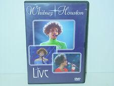 "*****DVD-WHITNEY HOUSTON""LIVE""-2005 FNM*****"