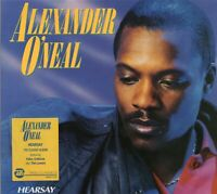 Alexander O'Neal - Hearsay (1987 Album) 2015 CD Reissue (Inc. Criticize & Fake)