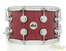 DW 8x14 Collectors Series Purpleheart Snare Drum