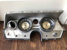 Speedometer Instrument Cluster 1964 Buick Electra LeSabre Wildcat 1963 Bezel