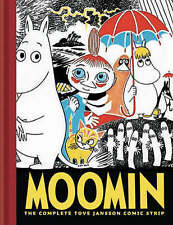 Moomin: The Complete Tove Jansson Comic Strip: Bk. 1 by Tove Jansson...