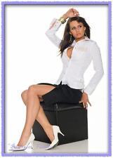 Trendige weiße Bluse *Neu*