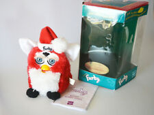 TIGER  ELECTRONIC FURBY SANTA SPECIAL LIMITED EDITION , In OVP Funktionstüchtig