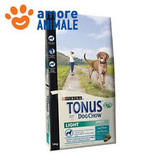 Purina Tonus light tacchino 14 Kg - Crocchette per cane adulto