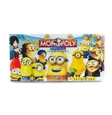 Monopoly Global Village Board Game Minions