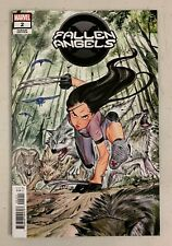 Fallen Angels #1 Dellotto Variant 1:50 Marvel Comics 1st Print 11//13